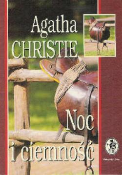 Agatha Christie - Noc i ciemność (okładka)