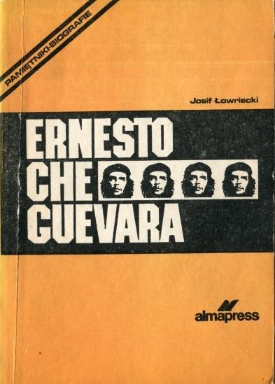 Josif Ławriecki - Ernesto Che Guevara (okładka)