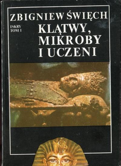 Zbigniew Święch - W ciszy otwieranych grobów (okładka)