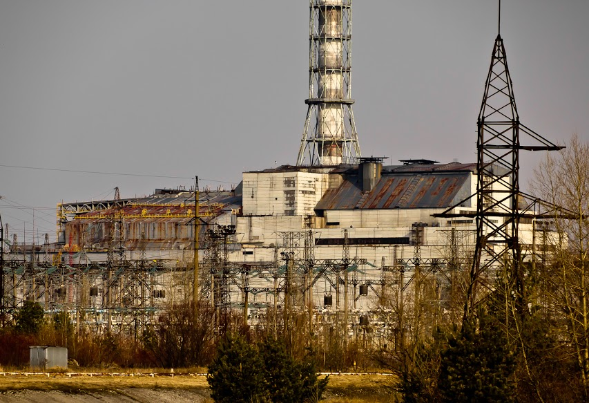 Elektrownia-blok 4 - fot. Bartek Szymański (Draakhan)