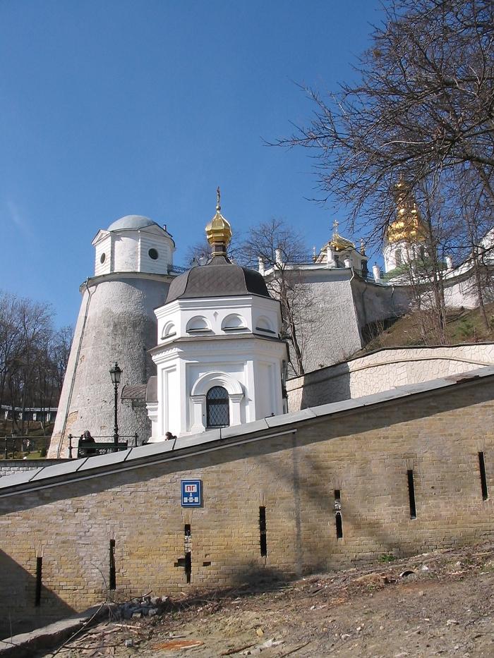 Kijów - Ławra Pieczerska, fot. własna