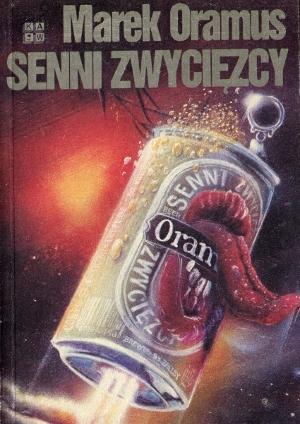 Marek Oramus - Senni zwycięzcy (okładka)