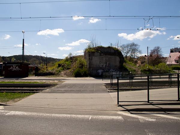 Przyczółek, ul. Wita Stwosza (fot. własna)