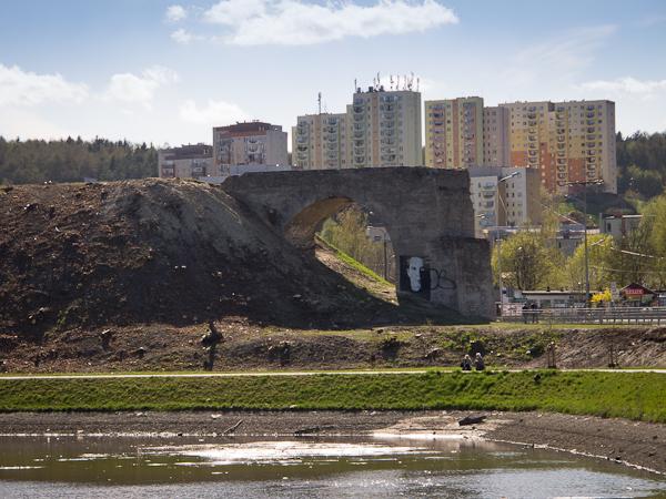 Przyczółek, ul. Słowackiego (fot. własna)