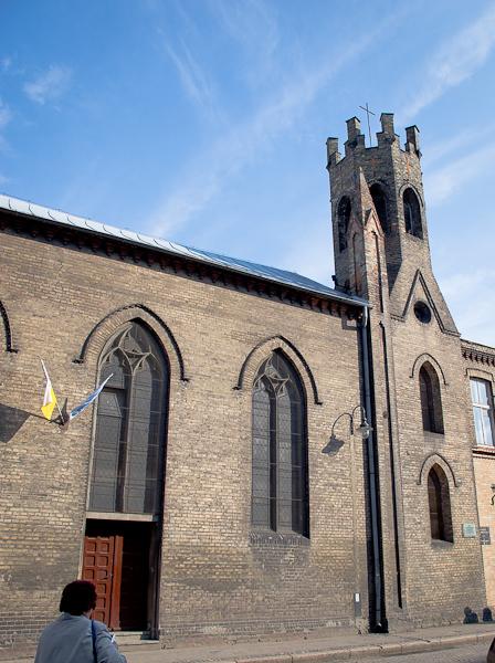 Kościół Niepokalanego Poczęcia NPM (fot. własna)