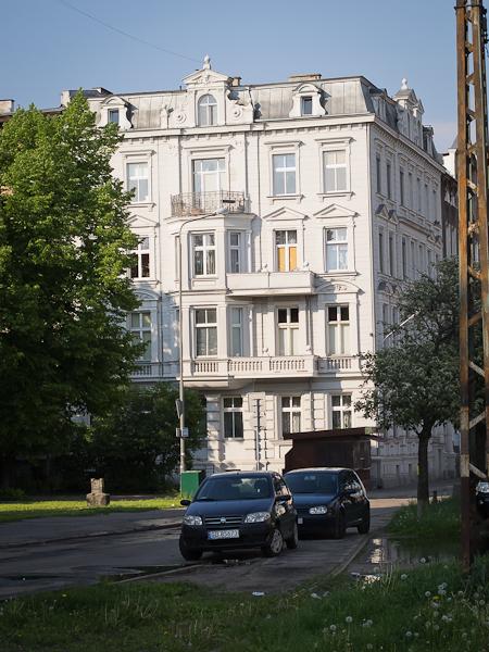 Budynek mieszkalny (fot. własna)