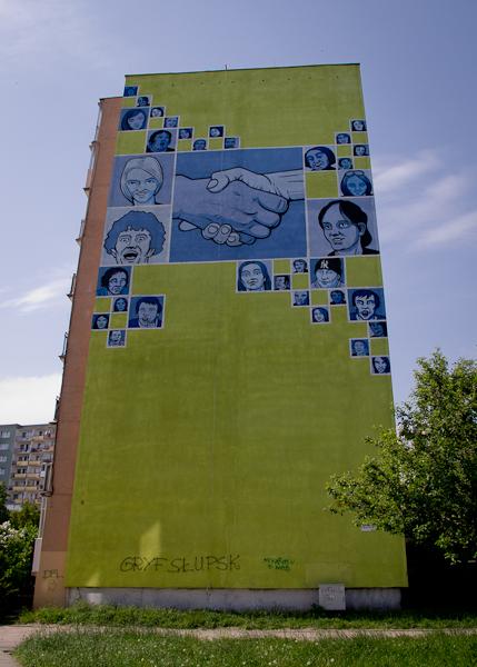 nr 17 (2010) Ryszard Inwazja Niedzielski - ul. Dywizjonu 303 9a