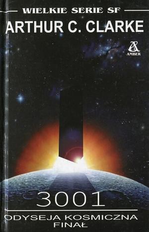 Arthur C. Clarke - Odyseja kosmiczna 3001 Finał (okładka)