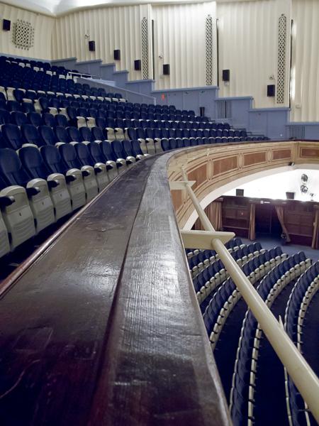 Gdańsk, kino Neptun (fot. własna)