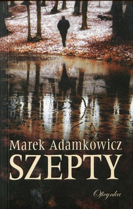 Marek Adamkowicz - Szepty (okładka)