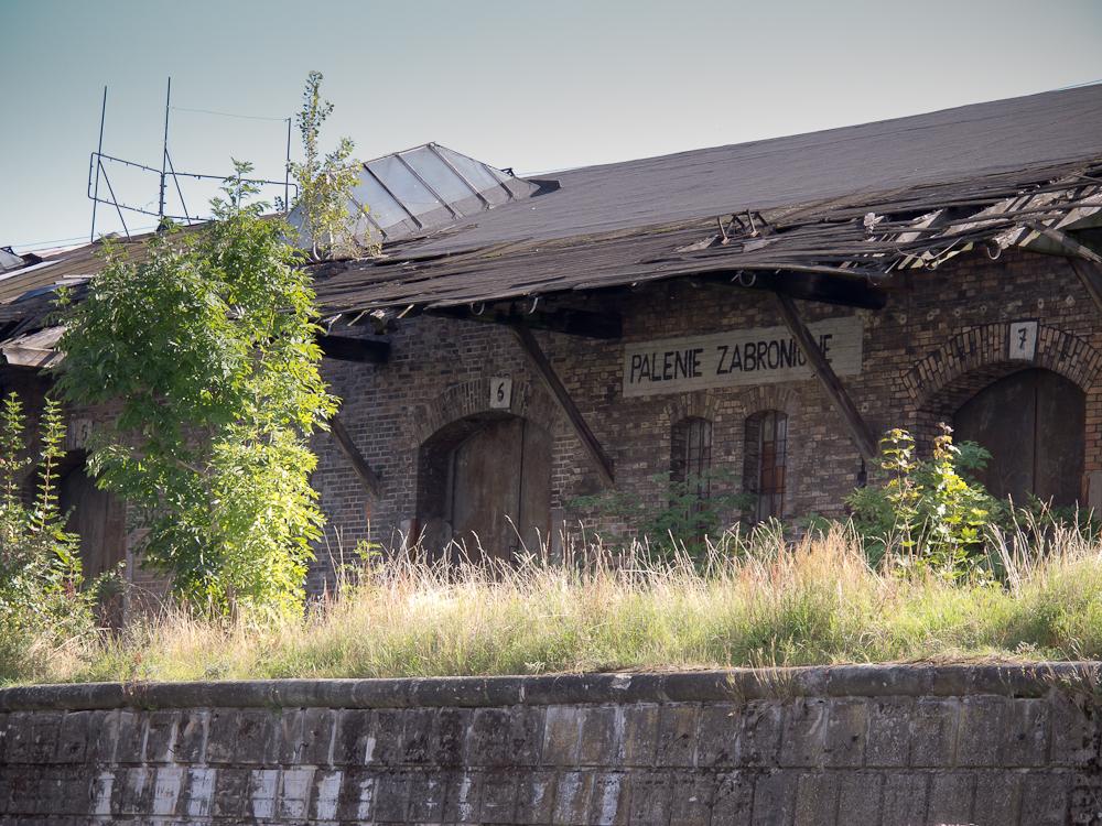 Pierwszy gdański dworzec kolejowy (fot. własna)