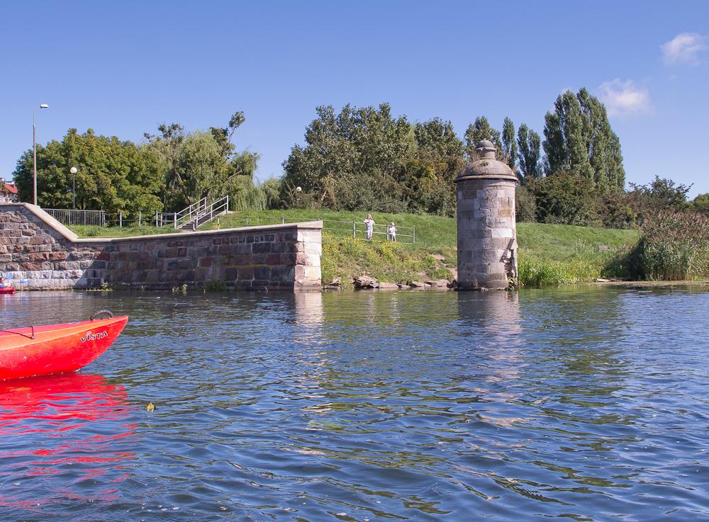 Kamienna wieżyczka (fot. własna)