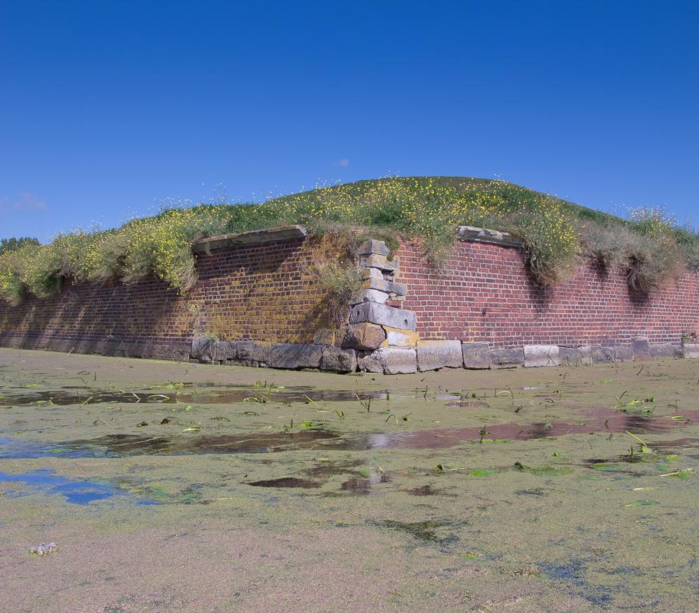 Węgieł bastionu Żubr (Tur) (fot. własna)