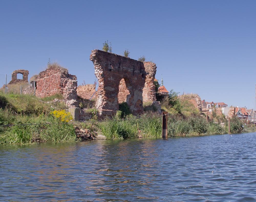 Wyspa Spichrzów (fot. własna)