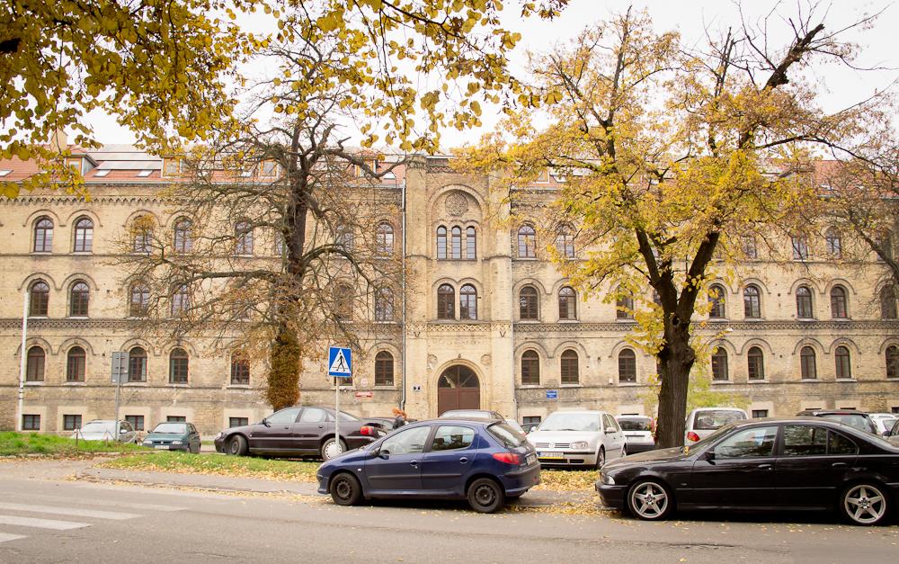 Koszary (fot. własna)