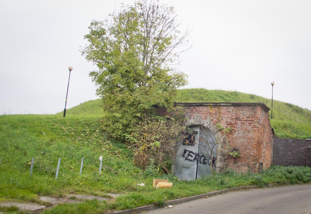 Bastion św. Gertrudy (fot. własna)