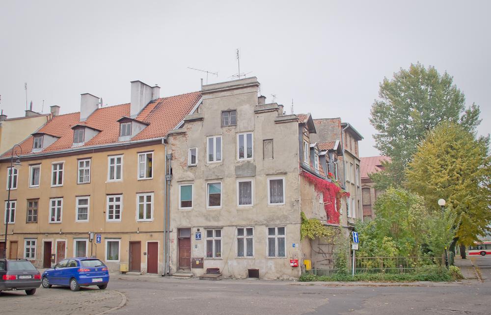 Budynek mieszkalny, (fot. własna)