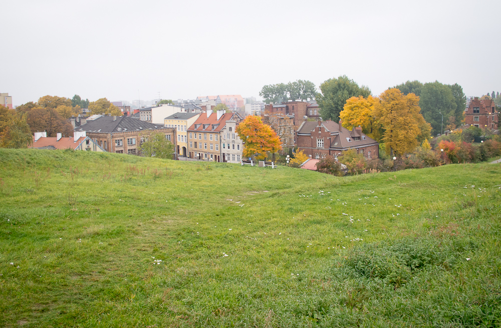 Nadszaniec Bastionu św. Gertrudy (fot. własna)