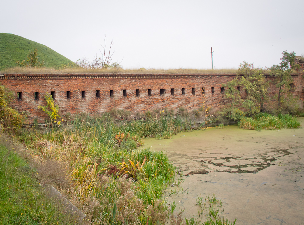 Mur obronny (fot. własna)