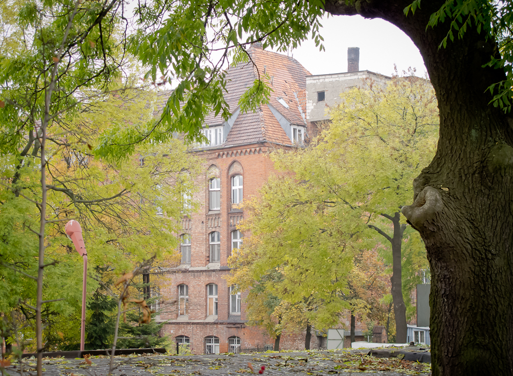 Dawny szpital sióstr boromeuszek (fot. własna)