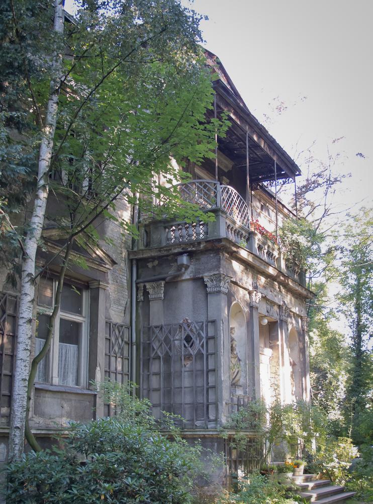 Sopot - Willa Bergera (fot. własna)