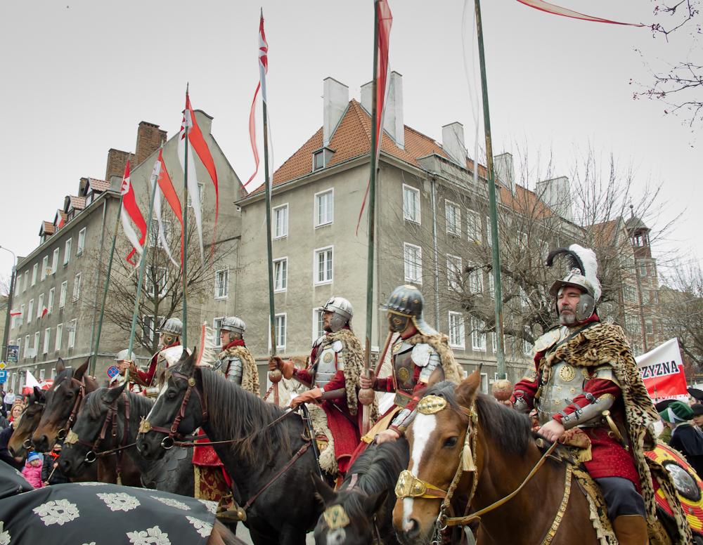 Marsz Niepodległości (fot. własna)