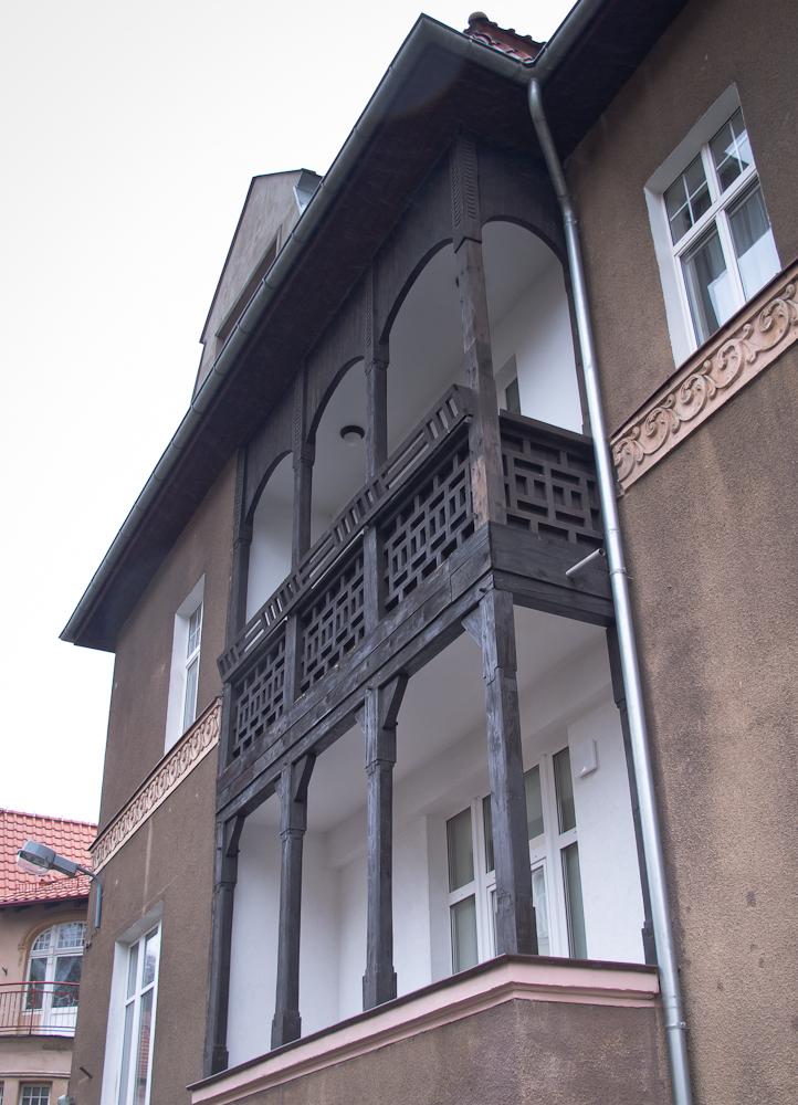 Ul. Matejki / Wassowskiego