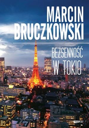 Marcin Bruczkowski - Bezsenność w Tokio (okładka)