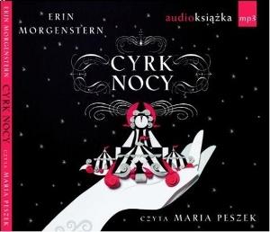 Erin Morgenstern - Cyrk nocy (okładka)