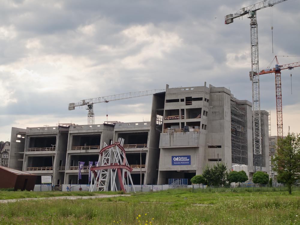 Europejskie Centrum Solidarności (fot. własna)
