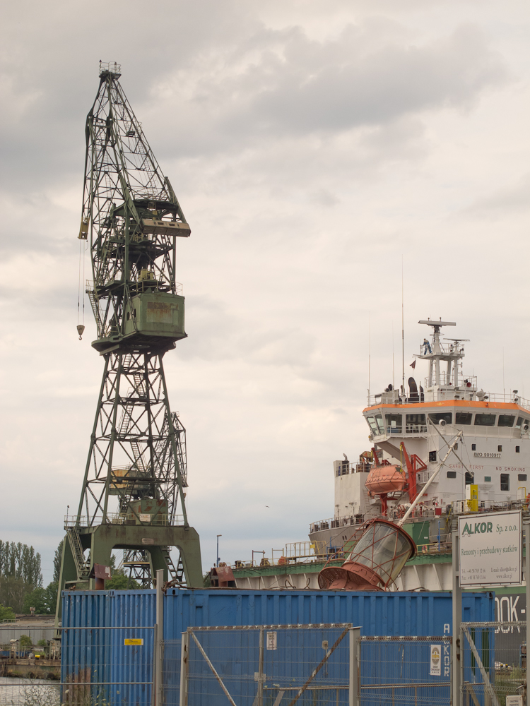 Stocznia Gdańska (fot. własna)