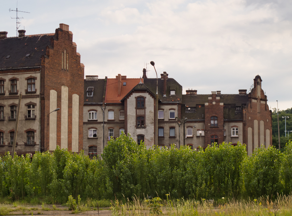 Zabudwa mieszkalna (fot. własna)