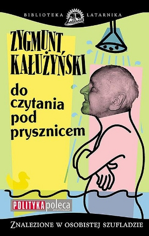 Zygmunt Kałużyński - Do czytania pod prysznicem (okładka)
