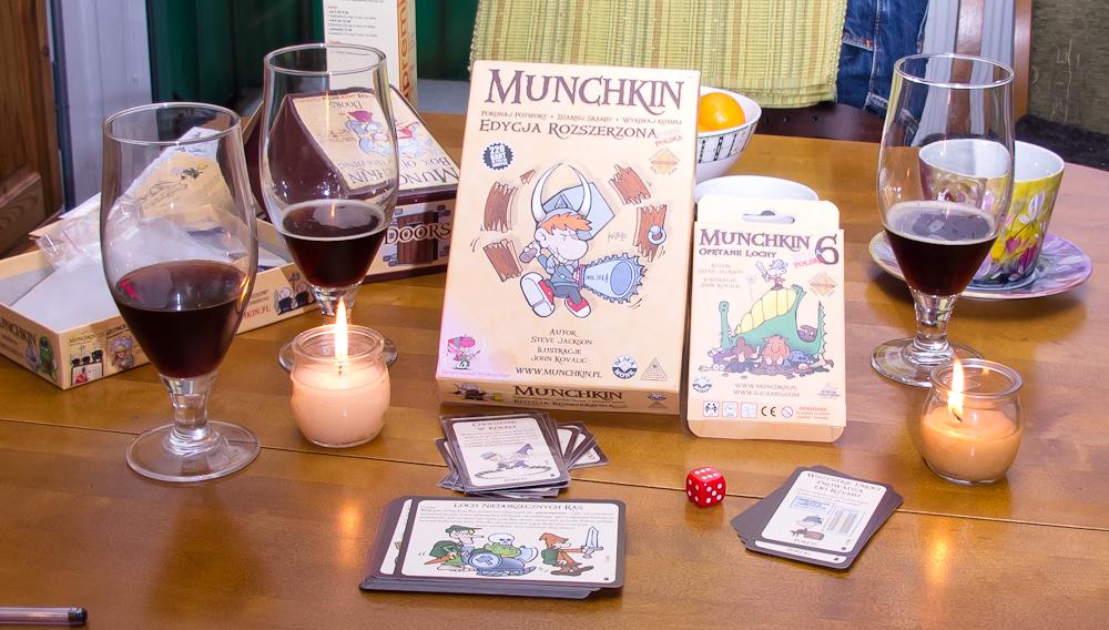 Munchkin - prezentacja