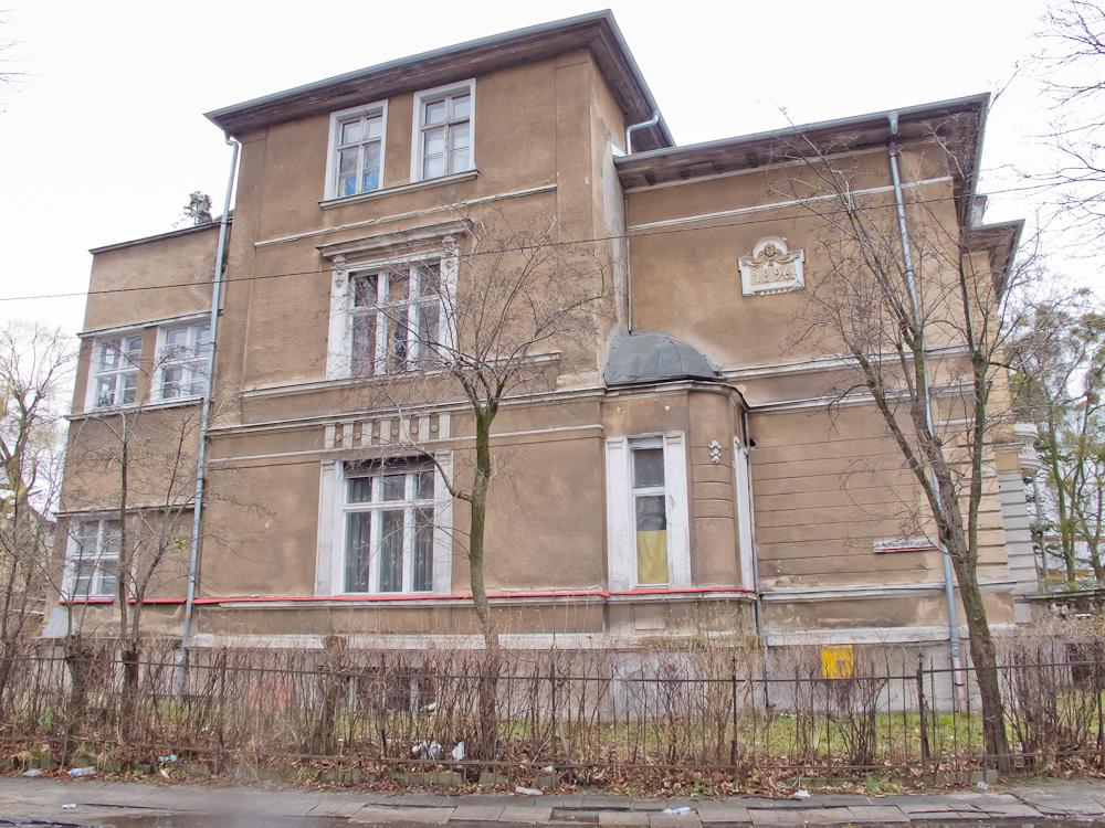 Okolice Politechniki Gdańskiej (fot. własna)
