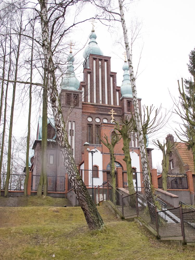 Cerkiew (fot. własna)