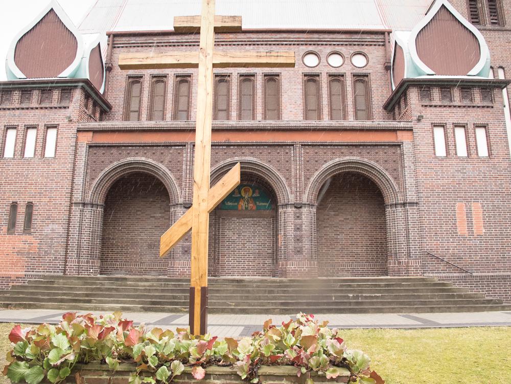 Wejście do dawnej kaplicy (fot. własna)