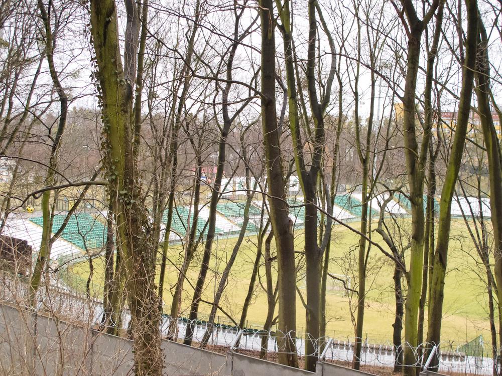 Stadion Lechii (fot. własna)