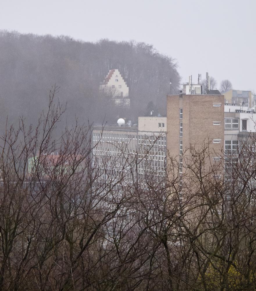 Zabudowania Politechniki Gdańskiej (fot. własna)
