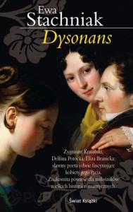 Dysonans - Ewa Stachniak (okładka)