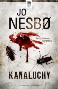 Jo Nesbo - Karaluchy (okładka)