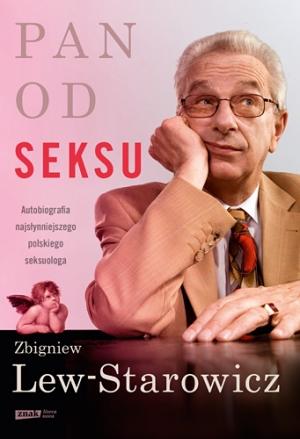Zbigniew Lew-Starowicz - Pan pd seksu (okładka)