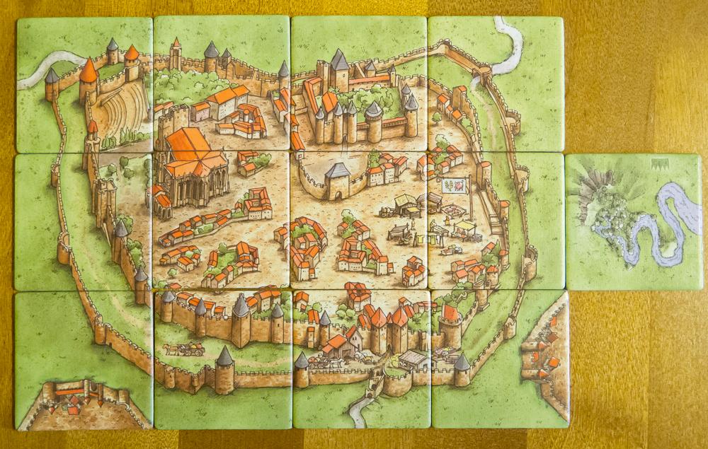 Miasto Carcassonne