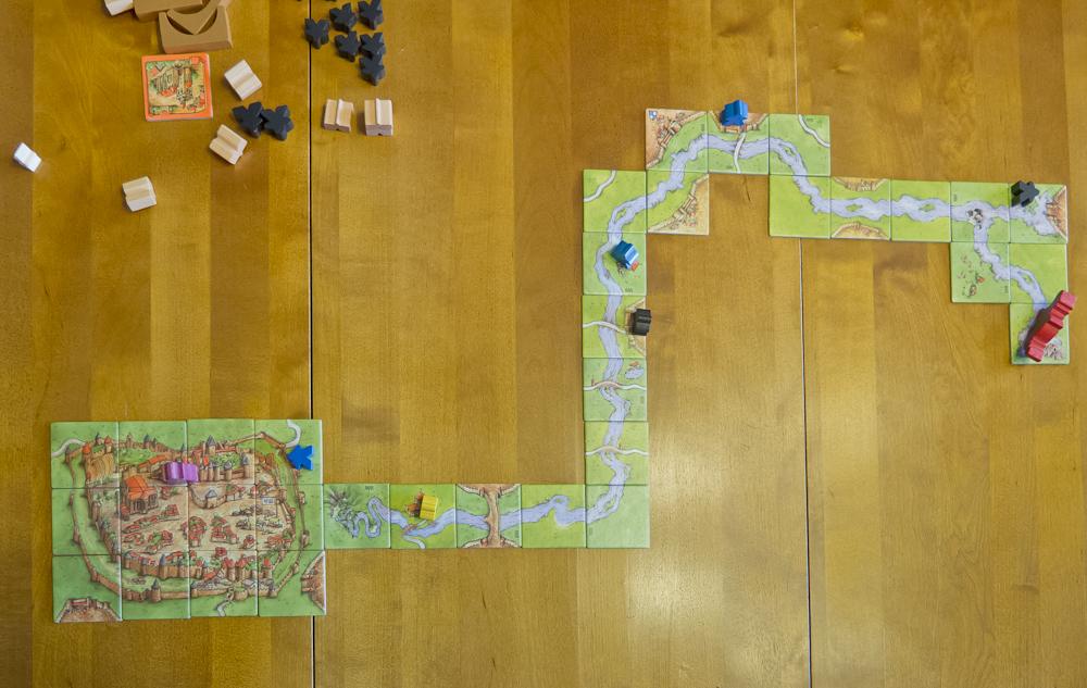 Dobry początek - miasto i dwie rzeki
