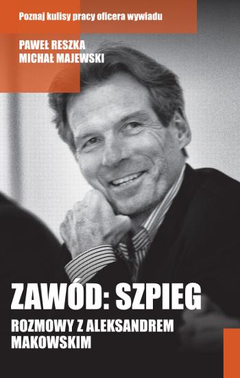 Paweł Reszka, Michał Majewski - Zawód szpieg (okładka)