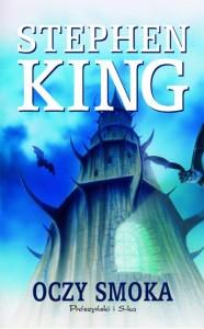 Stephen King - Oczy smoka (okładka)