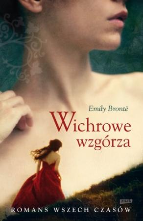 Emily Brontë - Wichrowe Wzgórza (okładka)