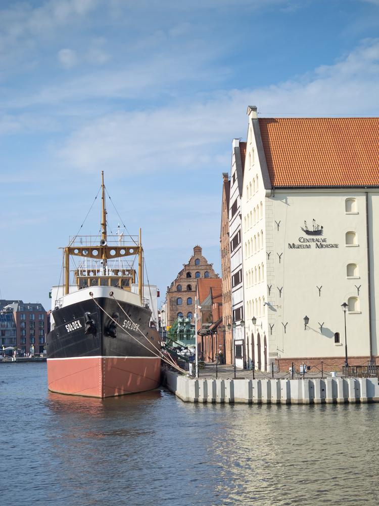 Centralne Muzeum Morskie