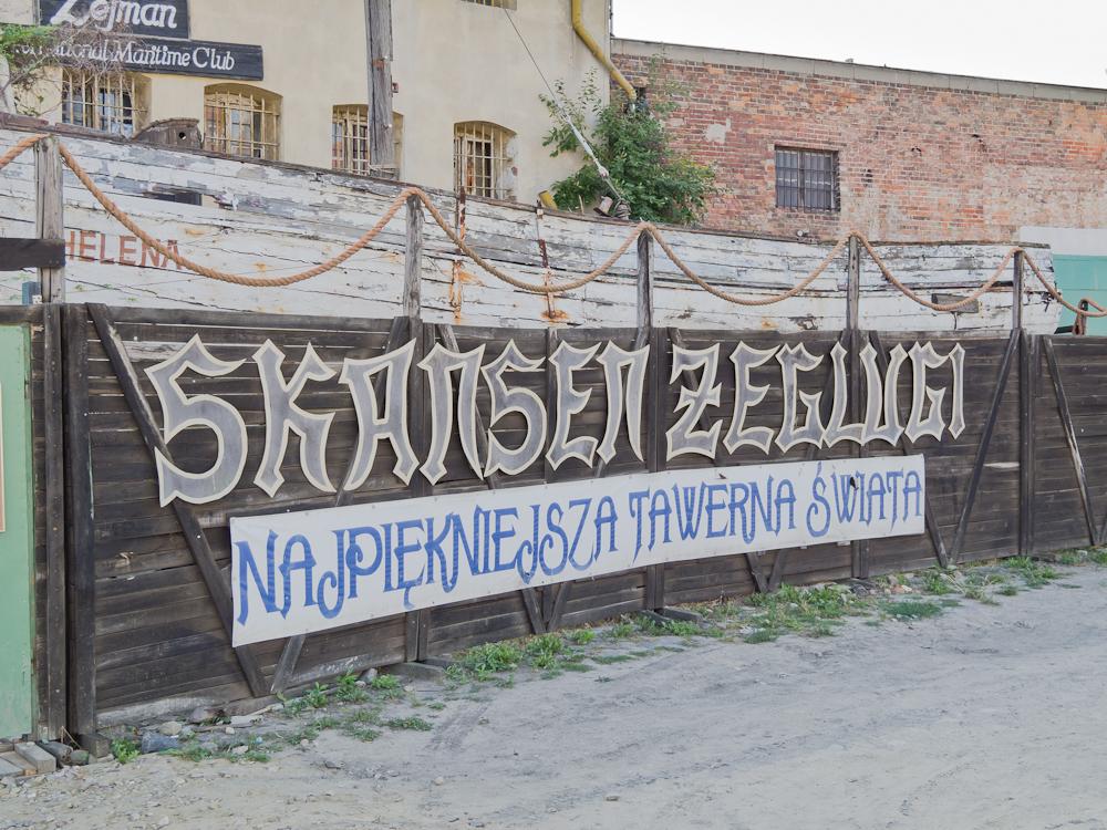 Zejman - klub morza, skansen żeglugi, tawerna