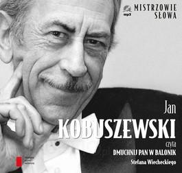 Stefan Wiechecki - Dmuchnij pan w balonik (okładka)